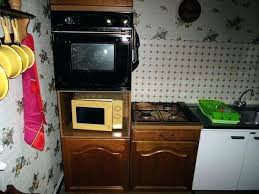 meuble cuisine pour plaque de cuisson meuble cuisine plaque et four meuble cuisine four plaque