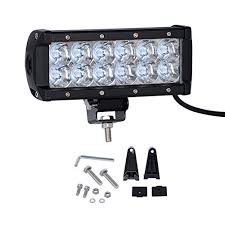 12v led light bar nilight 36w led work light spot led light bar 12v led light super