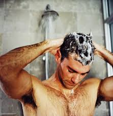 Signs Of Hair Loss Male Gq U0027s Definitive Guide On How To Wash Your Hair Gq