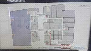 Sim Lim Square Floor Plan by Peace Centre Mansions D9 Office For Sale 70296132