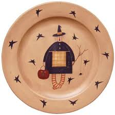 8 best primitive fall wooden plates images on pinterest
