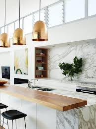 copper backsplash tiles kitchen surfaces pinterest 10 best images about kitchen benchtop ideas on pinterest solid