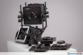 chambre cambo chambre technique 4x5cm cambo optiques a vendre 2ememain be