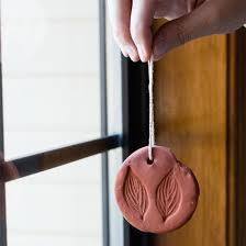 how to make your own terracotta clay air fresheners diy for the