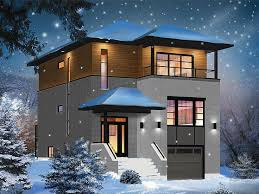 modern three storey house plans house design plans