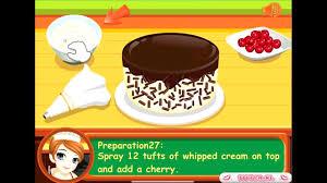 jeu de cuisine fr de cuisine fr 4 avec tessa fait une kirschtorte jeux gratuits
