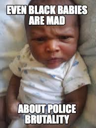 Mad Baby Meme - meme creator angry black baby meme creator
