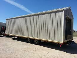 Derksen Portable Finished Cabins At Enterprise Center Youtube Derksen Portable Garage Enterprise Center
