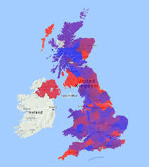 map uk flu map of britain shows worst hit areas as australian flu spreads
