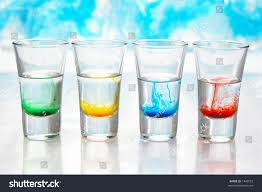 swirls bright color mix water clear stock photo 1440553 shutterstock