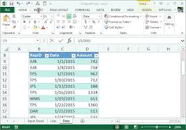 unique data validation drop down from duplicate table data excel