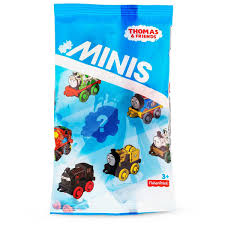 Lego Blind Packs Fisher Price Thomas U0026 Friends Mini Collectables Single Blind Bag
