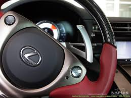 lexus lfa steering wheel for sale 2012 lexus lfa