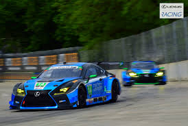 park place lexus events toyota racing
