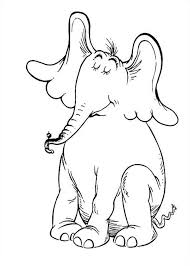 dr seuss coloring pages horton hears quality coloring
