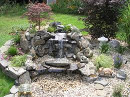 Small Rock Garden Design by Backyard Rock Garden Champsbahrain Com