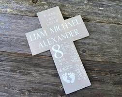 personalized crosses personalized cross etsy