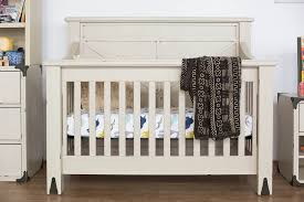 How To Convert A Crib To Toddler Bed by Providence 4 In 1 Convertible Crib With Toddler Bed Conversion Kit