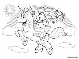 80 dessins de coloriage licorne à imprimer sur LaGuerchecom  Page 3