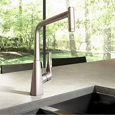 high arc kitchen faucet metris higharc kitchen faucet by hansgrohe yliving