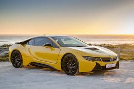 Bmw I8 Yellow - bmw i8 coupe 2017 review cars co za