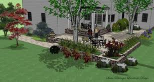 Patio Landscape Design Sketchup Free Sketchup Software