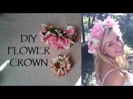 headband flowers diy flower crown headband bridal bridesmaids weddings