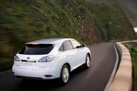 lexus suv hybrid prix lexus rx 450h 2011 fiche technique auto