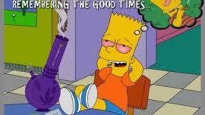 Bart Simpson Meme - simpsons weed memes weed memes