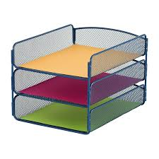 Cheap Desk Organizers by Amazon Com Safco Products 3271bl Onyx Mesh Desktop Organizer