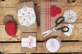cheap wrapping paper cheap stylish gift wrap ideas style every day stl fashion