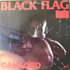 Black Flag Nervous Black Flag Damaged