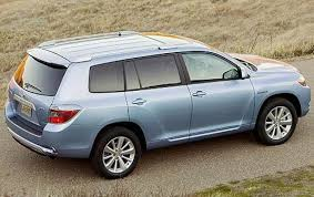 nissan pathfinder vs toyota highlander 2008 toyota highlander hybrid information and photos zombiedrive