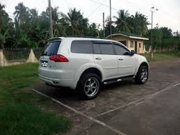 white mitsubishi montero weng2x 2009 mitsubishi montero sport u0027s photo gallery at cardomain