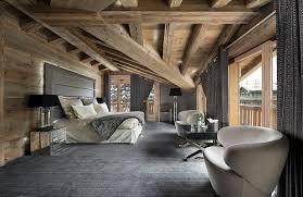 chambre chalet luxe evelton properties chalet de luxe à louer route de bellecôte à