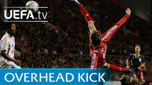 Peter Crouch Meme - peter crouch overhead kick liverpool v galatasaray 2006 07 youtube