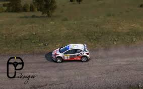 peugeot 207 rally livery peugeot 207 clarion racedepartment