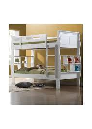 Sleigh Bunk Beds Joseph International Joseph Oasis Wooden Bunk Bed White Joseph