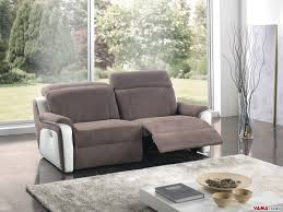 Electric Recliner Sofa by Reclining Sofa With Independent Headrests And Footrests