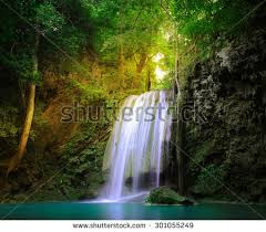 Amazing Pictures Of Nature by Amazing Beauty Asian Nature Tropical Waterfall Stock Photo