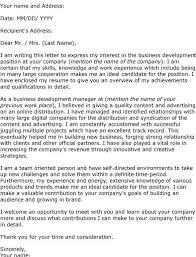 business development cover letter lukex co