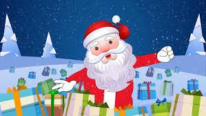 Bright Christmas Decorations Cartoon Video Animation Funny Bright Christmas Decorations