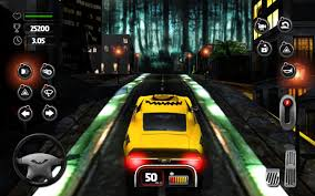 halloween night taxi driver 3d android apps on google play