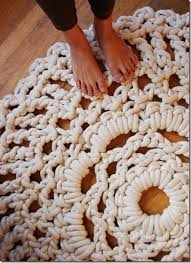 Area Rugs Victoria by Area Rugs Contemporary Handmade Crochet