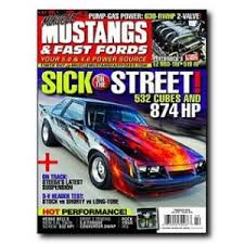 5 0 mustang magazine cartuning subscriptions to the best usa uk magazines