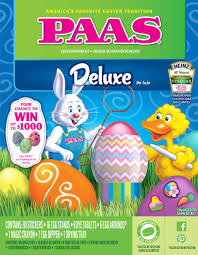 easter egg decorating kits traditional paas easter eggs