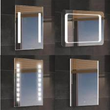 bathroom mirrors lights bathroom mirror with light ebay