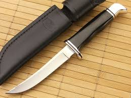buck knives personal 118 black handle knife 0118bks b hunter for