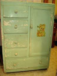 bureau armoire children armoire wardrobes vintage baby child closet bureau by