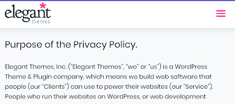 pirvacy policy how to create a privacy policy for your website themes